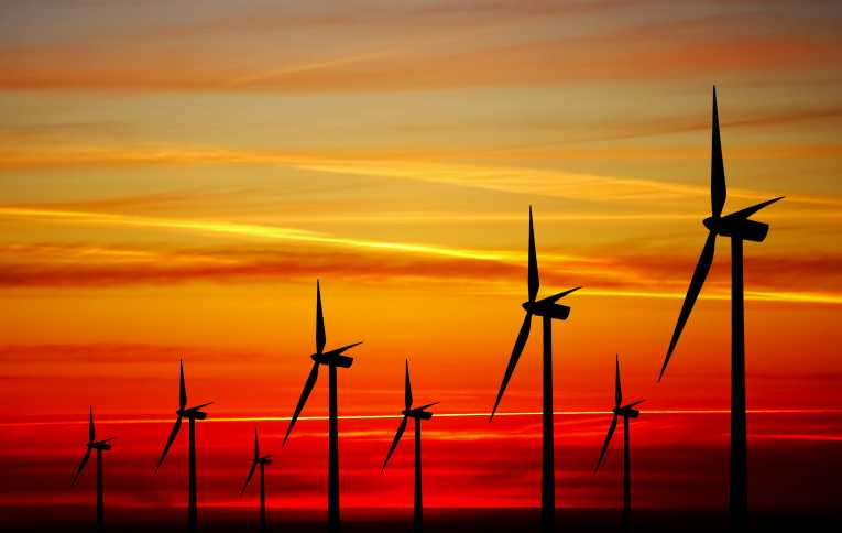 The sounds of mellow fruitfulness from wind energy organisations Marked by Teachers