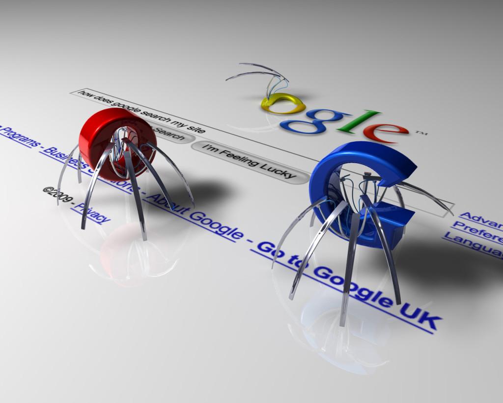 Google spider software