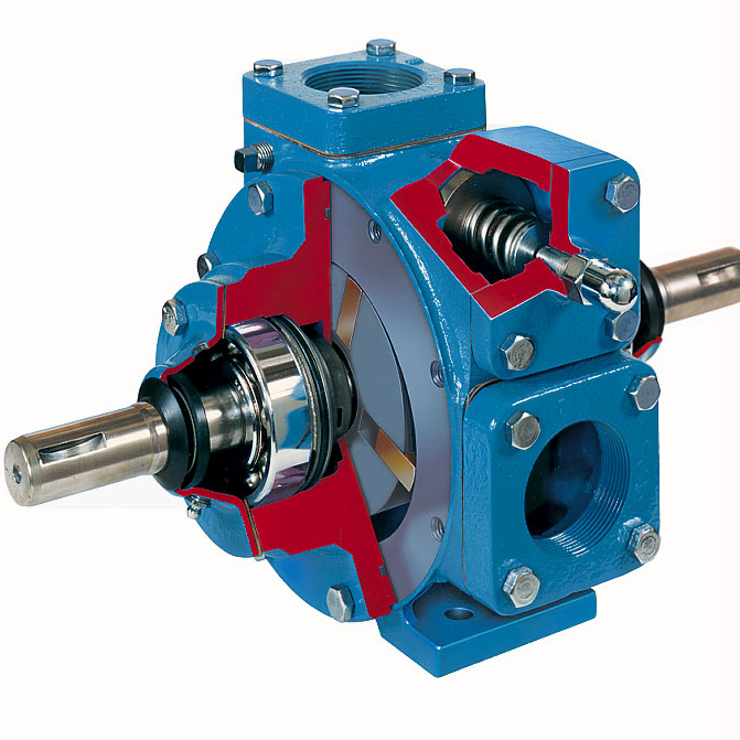 What is a Vane Pump? How do Vane Pumps work?
