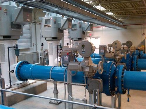Rubber Seated Ball Valves For Reduced Energy Consumption