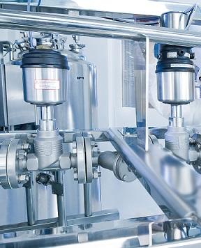 Modular process valves