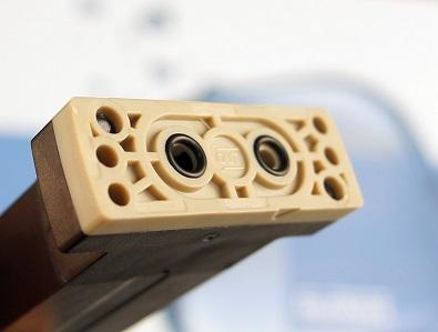 Solenoid valve sealing